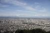 藻岩山から見た札幌の景観