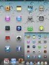 新しいiPadのスクリーンショット